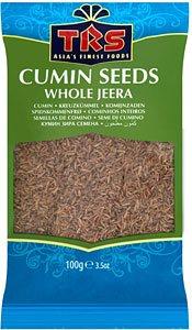 Кумин семена, TRS