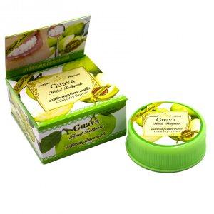 Тайская зубная паста-таблетка с гуавой (Guava), Rochjana