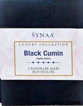 Натуральное мыло ручной работы Черный тмин, Synaa
