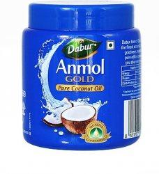 Кокосовое масло Anmol, Dabur