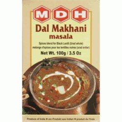 Dal Makhani Masala, MHD