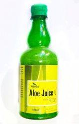 Сок Алоэ Вера с мякотью, Aloe vera juice with pulp, Ayusri