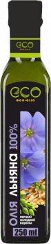 Масло семян льна, Eco-Olio