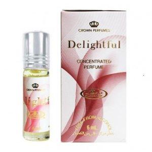 Женские масляные духи Delightful, Al Rehab