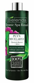 Мицеллярная вода опунция+алое Botanic Spa Rituals, Bielenda