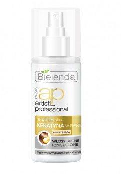 Жидкий кератин для сухих и поврежденных волос Aristi Professional, Bielenda
