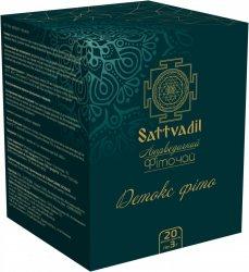 Аюрведический чай Детокс фито (Detox Phyto), Sattvadil