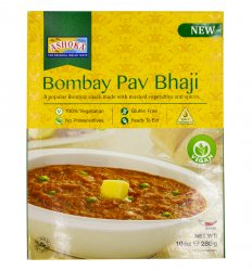 Готовое блюдо Бомбей Пав Бхаджи (Bombay Pav Bhaji), Ashoka