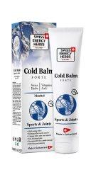 Охлаждающий бальзам с Ментолом (Cold Balm Forte), Swiss Energy