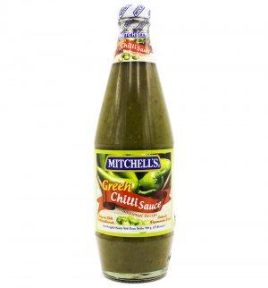 Острый соус из зеленого перца чили (Green Chilli Sauce), Mitchell's