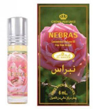 Духи масляные Nebras, Al-Rehab