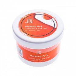 Альгинатная маска для очищения и сужения пор на лице (Modeling Pack Cleansing & Pore Care), J:ON