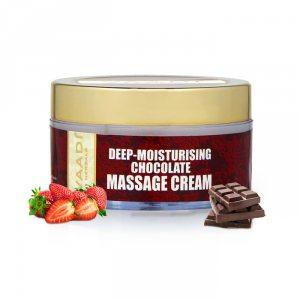 Глубоко увлажняющий массажный крем для лица с шоколадом, Vaadi Herbals