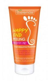 Скраб для ног с натуральной пемзой HAPPY END, Bielenda