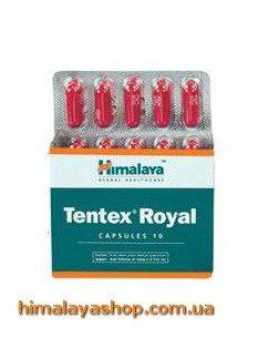 Тентекс Роял (Tentex Royal), Himalaya Herbals