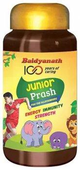 Чаванпраш для детей (Junior prash), Baidyanath