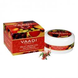 Мультивитаминный крем для лица Фрукты Тропикана, Vaadi Herbals