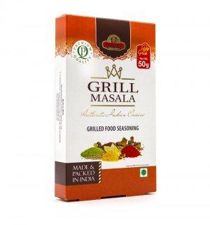 Специи для гриля и шашлыка Гриль Масала (Grill Masala), Good Sign Company