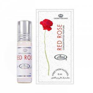 Женские масляные духи Red Rose, Al Rehab