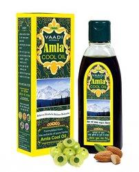 Масло для волос охлаждающее Амла, Vaadi