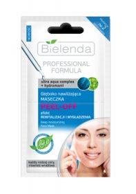 Глубоко увлажняющая гелевая маска Peel-Off, Bielenda