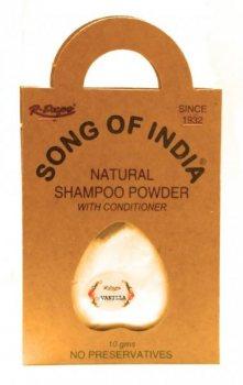 Шампунь-кондиционер в порошке Vanilla Beens, Song of India