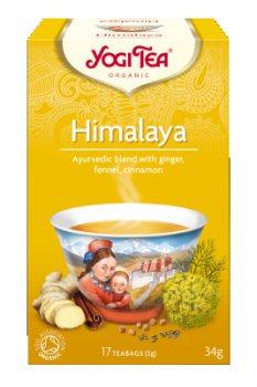 Аюрведический йога чай Хималая (Himalaya), Yogi tea