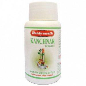 Канчнар Гуггул (Kanchnar Guggul), Baidyanath