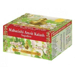Махариши амрит калаш БЕЗ САХАРА (Maharishi Amrit Kalash Sugarfree), Maharishi Ayurveda