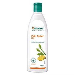 Болеутоляющее массажное масло, Himalaya Herbals