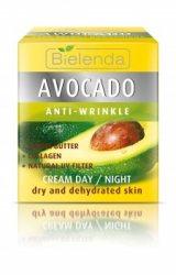 Крем от морщин для сухой кожи Авокадо, Bielenda