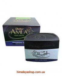 Крем-маска для тонких и ослабленных волос Amla Hair Cream Dabur