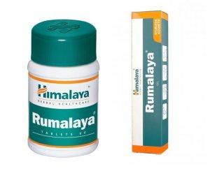 Гель и таблетки Румалайя (Rumalaya), Himalaya Herbals