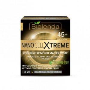 Ночной крем от морщин Nano Cell Xtreme, Bielenda
