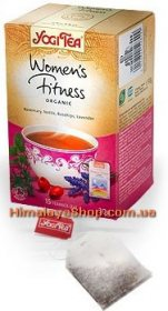 Аюрведический йога чай Women's Fitness, Yogi tea