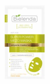 Корректирующая маска для лица SKIN CLINIC PROFESSIONAL, Bielenda