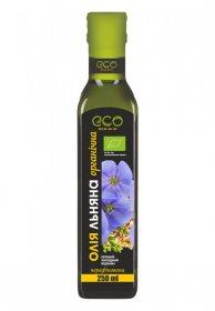 Органическое масло семян льна, Eco-Olio