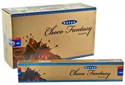 Благовония Choco Fantasy, Satya