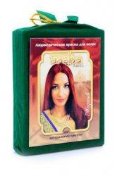 Аюрведическая лечебная краска для волос AASHA Herbals, Медная