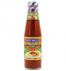 Соус острый чили (Hot Chilli Sauce), Mitchell's