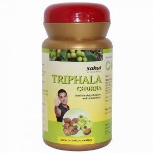 Трифала порошок (Triphala Churna), Sahul