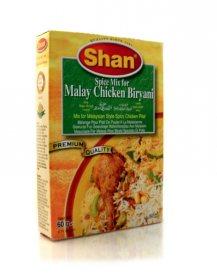 Приправа для плова с курицей Malay Chiken Biryani, Shan