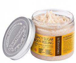 Пряный сахарный скраб-пилинг, Organique