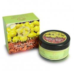 Крем для лица Сандал и оливки, Chandi