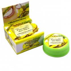 Тайская зубная паста-таблетка с ананасом (Pineapple), Rochjana