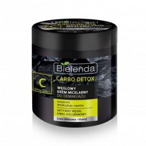 Угольный мицеллярный крем для снятия макияжа (Carbo Detox), Bielenda