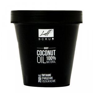 Кокосовый скраб для тела Coconut, Luff