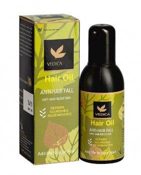 Масло для волос против выпадения, Veda Vedica