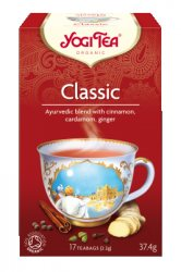 Аюрведический йога чай Classic, Yogi tea