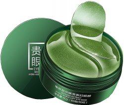Гидрогелевые патчи с экстрактом водорослей (Seaweed Extract Eye Mask), One Spring